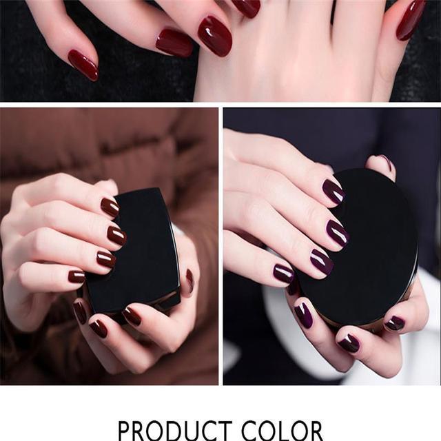 Semi Permanent 29 Colors UV Nail Gel