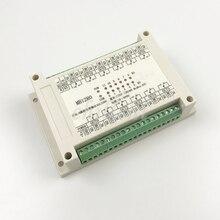 Interruptor módulo de saída 12 saída de relé de isolamento tipo de comunicação RS485 MODBUS RTU