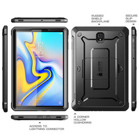 SUPCASE For Samsung Galaxy Tab S4 10.5 Case 2018 Release UB Pro Full Body Rugged Case with Built in Screen Protector&Kickstand