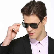 2019 Sunglasses Men Polarized Pilot Style Driving Sunglasses Men Women Sun Glasses Vintage  Oversized Sunglasses PlusSize Pilot цена
