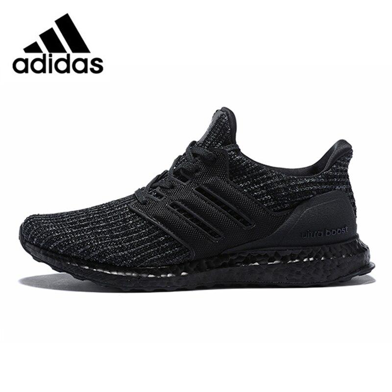 8e0f22217b70f Adidas Ultra Boost 4.0 UB 4.0 Popcorn Running Shoes Sneakers Sports for Men  Black BB6171 40