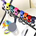 Baby Stroller Accessories Trolley Car Hook Multipurpose Child Convenient Mummy 360 Degree Rotation Hanging Hooks