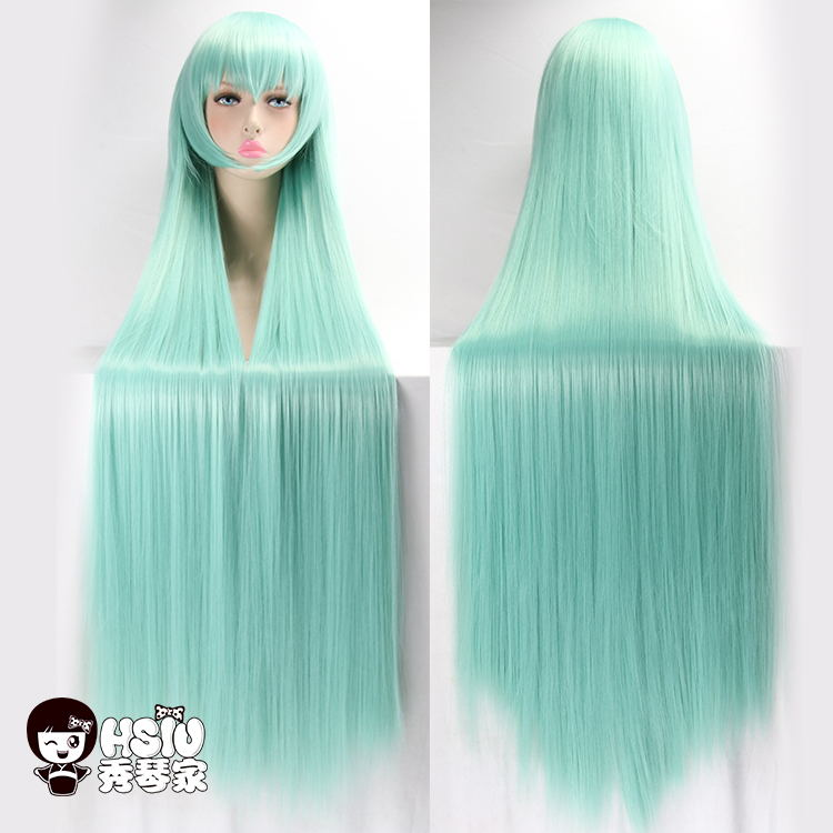 Image 3 - HSIU High Quality Fate/Grand Order Cosplay Wig Kiyohime Costume Play Woman Adult Wigs Halloween Anime Game Hairwomens cosplay costumeshalloween costume adultwomen costumes halloween -