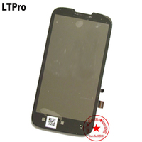 Black TOP Quality Full LCD Display Panel Touch Screen Digitizer Assembly For Lenovo A560 Mobile Phone