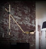 Loft Style Industrial Vintage Wall Lamp For Living Room Edison Wall Sconce,Vintage Wall light Arandela De Pared
