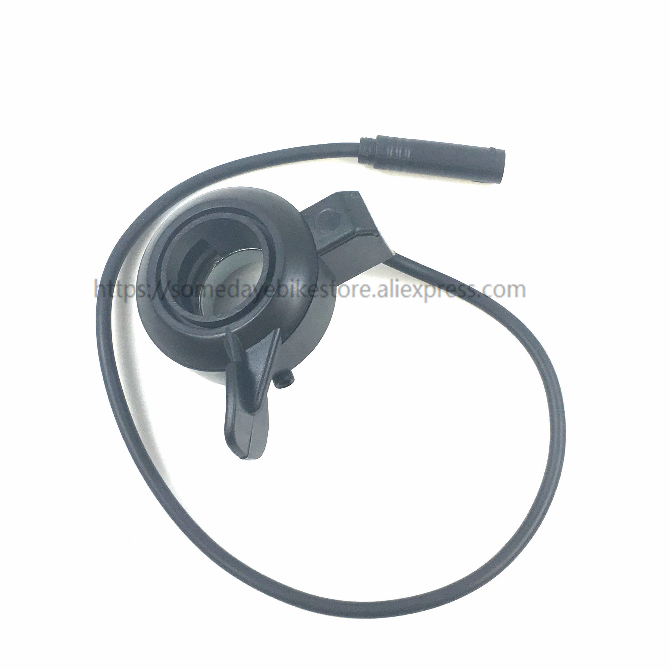 Electric Bicycle 3-Pin Finger Thumb Throttle Connector Cord Assembly Repair Tool