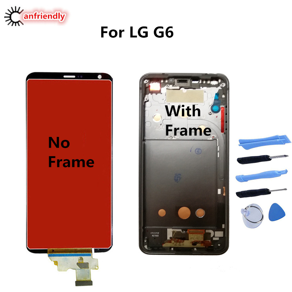 For LG Optimus G6 lgg6 H870 H870DS H871 H872 H873 H870K VS998 LS993 US997 LCD Display