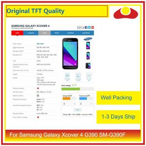 """Image 2 - ORIGINAL 5.0"""" For Samsung Galaxy Xcover 4 G390 G390F SM G390F LCD Display Screen Pantalla Replacement G390 LCD"""