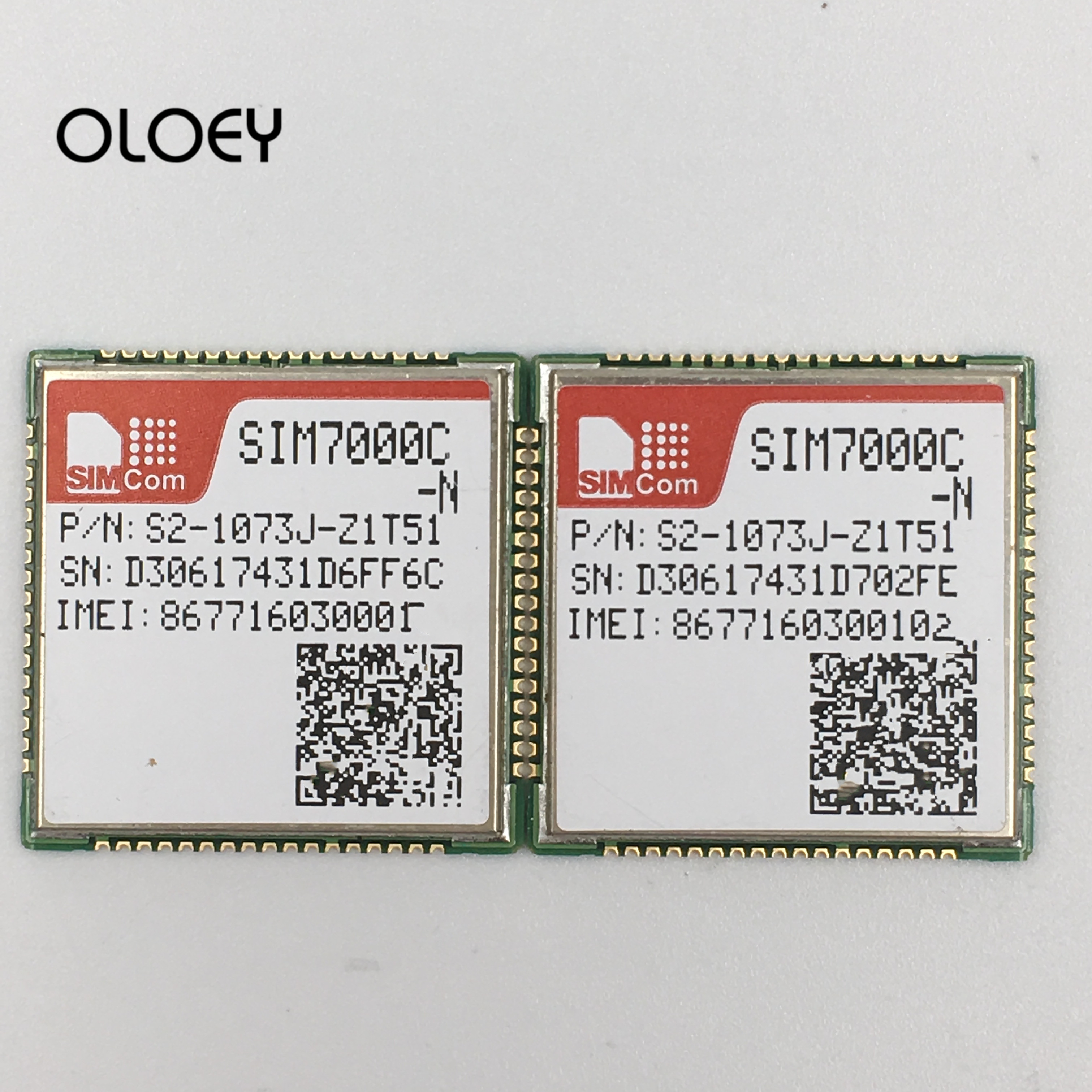 SIMCom SIM7000C-N LCC  NB-IoT Module, 100% Brand New Original