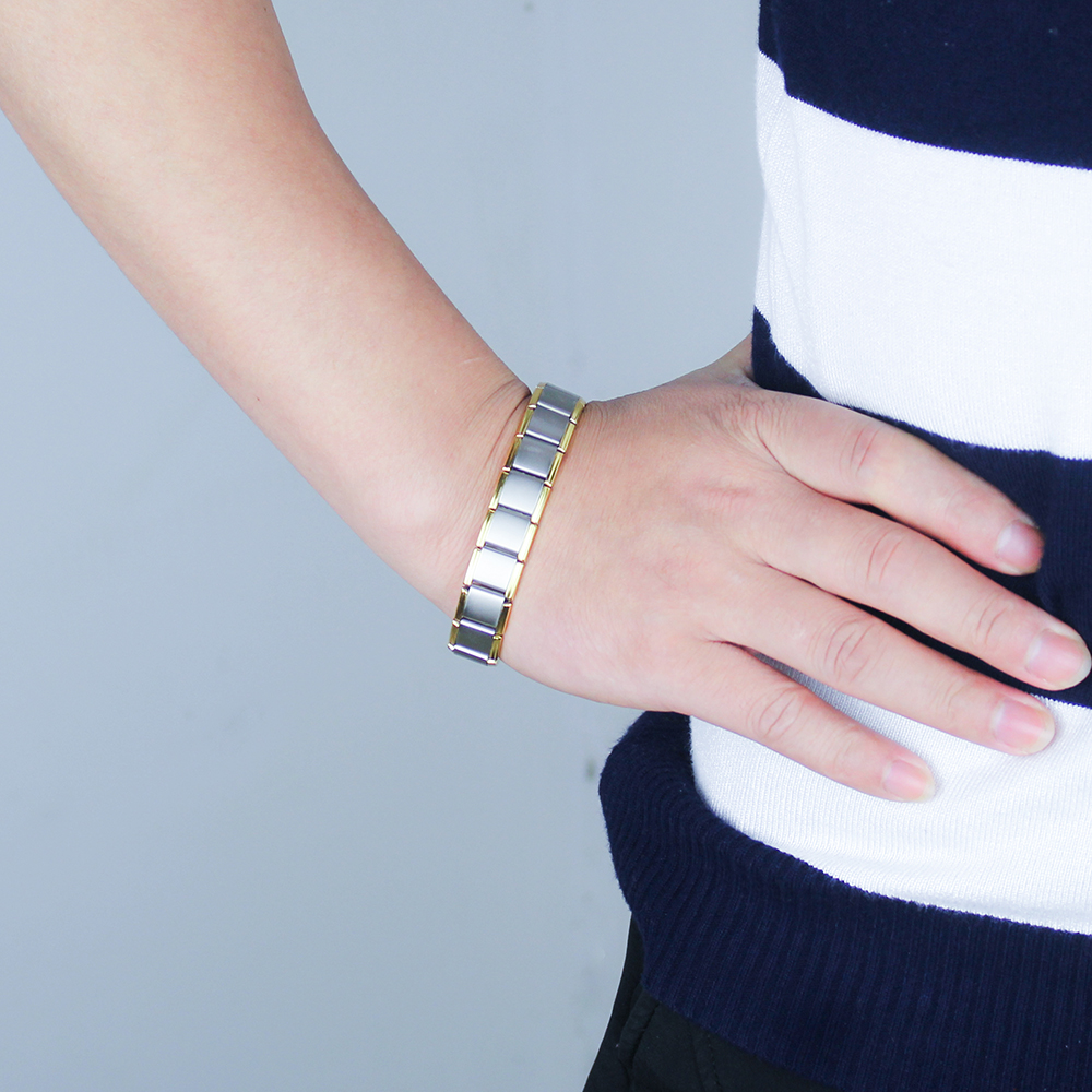 Health Care Jewelry For Men Women Germanium Bracelets & Bangle 4