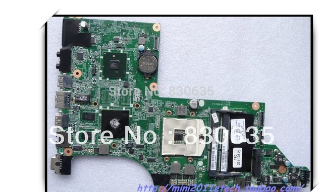 630985-001 laptop motherboard DV7-4000 7% off Sales promotion, FULL TESTED,