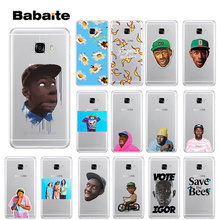 Babaite tyler the creator Golf bees Colorful Cute Phone Accessories Case for Samsung S5 S6 edge Plus S7 S8 S8plus S9 S9plus