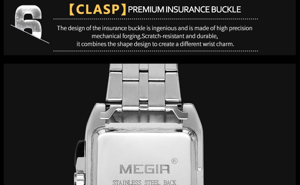2018-En_15  MEGIR Males's Large Dial Luxurious Prime Model Quartz Wristwatches Artistic Enterprise Stainless Metal Sports activities Watches Males Relogio Masculino HTB15t39DaSWBuNjSsrbq6y0mVXah
