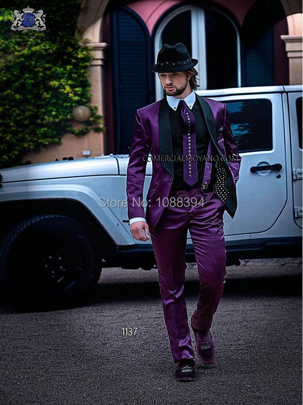 Popular Purple Satin Pants-Buy Cheap Purple Satin Pants lots from ...