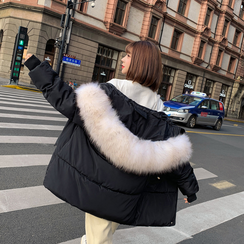 Winter Womens Coats Down cotton Thickening Jacket And Coat For Women High Quality Parka women winter clothes jackets coats