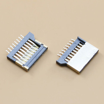 YuXi Brand New Micro SD+TF card socket tray slot connector for VOTO UMI-X2 reader holder. image