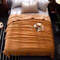 IDouillet Große Winter Warm Reversible Micro Plüsch Sherpa Fleece Bett Decke Werfen Couch Sofa Twin Voll Königin Größe Bett Blatt-in Decken aus Heim und Garten bei
