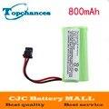 Frete Grátis Para Uniden BT-1008 BT-1016 BT-1021 BT-1025 BT1021 BT1025 CPH-515B Cordless phone Home bateria