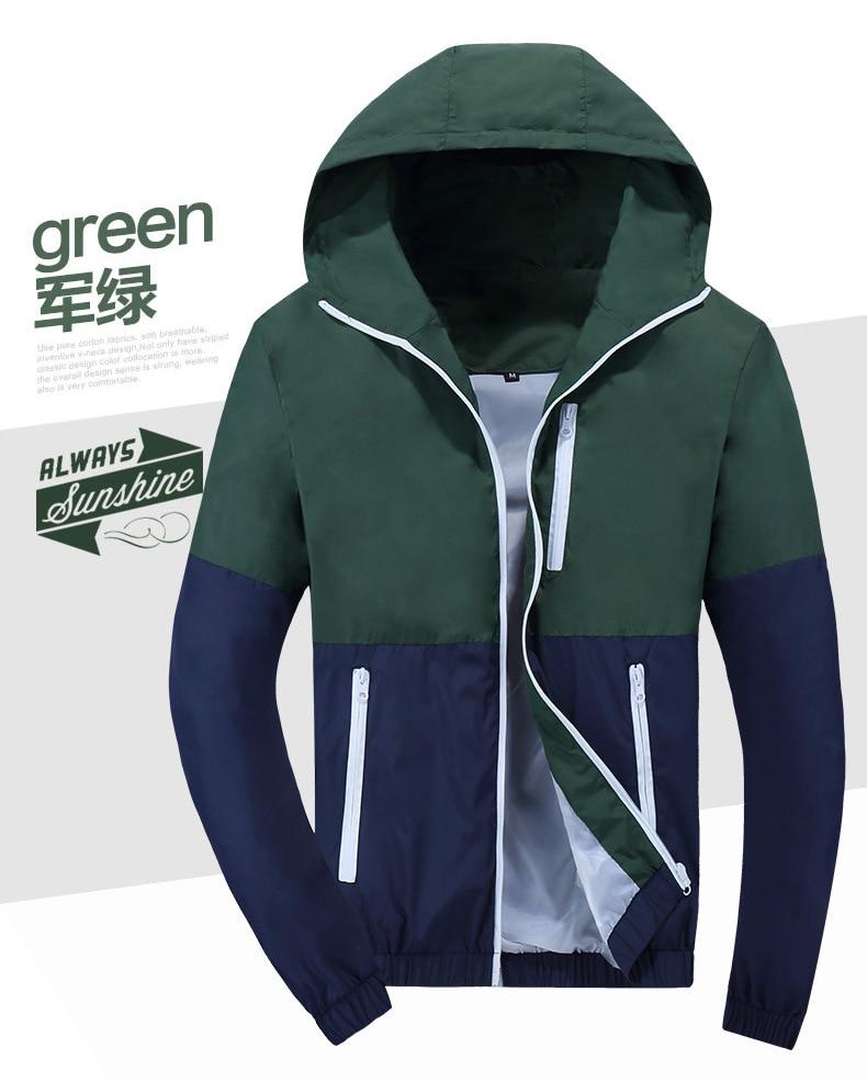 Fashion Jacket men