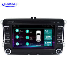 FREE SHIPPING Factory sell update to Android original OEM fit radio rns510 for VW passat CC jetta polo Golf Car DVD GPS Stereo