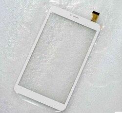 8 cal nowy ekran dotykowy YJ350FPC V0 dla Vivax TPC 804 3G panel dotykowy szkło digitizer wymienny czujnik|Ekrany LCD i panele do tabletów|Komputer i biuro -
