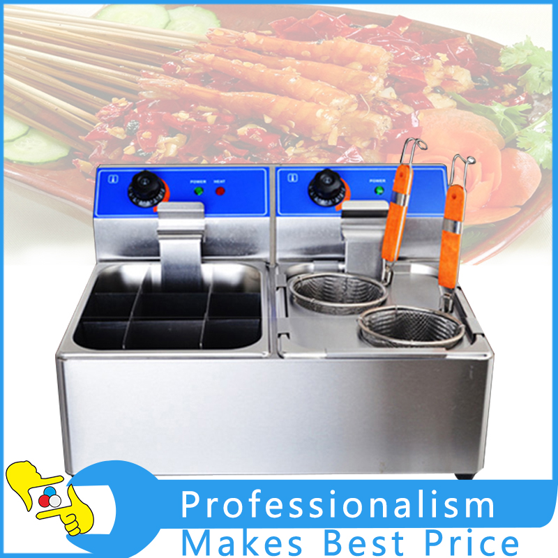 Commercial Kanto Cooking Machine Snack Food Oden Equipment free ship new premium fast food equipment commercial package double grilled hamburger machine price