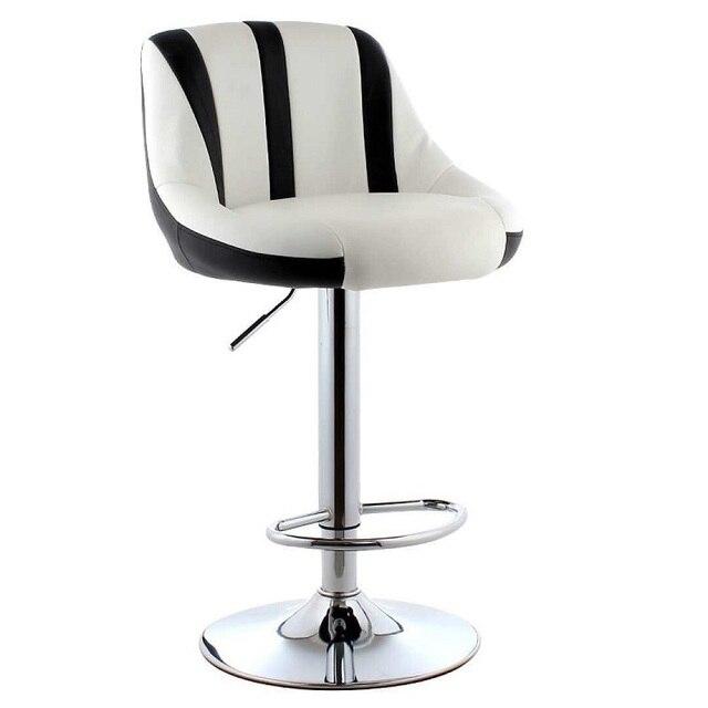 Taburete Sandalyeler Ikayaa Bancos Moderno Hokery Sgabello Stoel Stoelen Leather Tabouret De Moderne Silla Cadeira Bar Chair