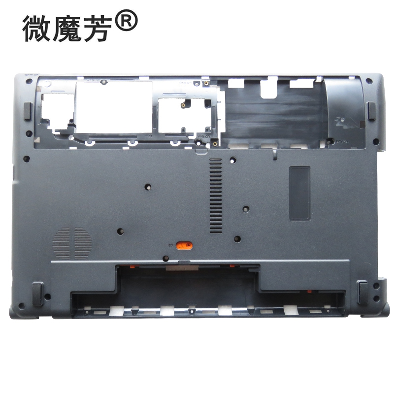 NEW Laptop Bottom Base Case Cover Door for Acer for Aspire V3 V3-551G V3-571G V3-571 Q5WV1 V3-531 V3-551G new original orange for lenovo u330 u330p u330t touch bottom lower case base cover lz5 grey 90203121