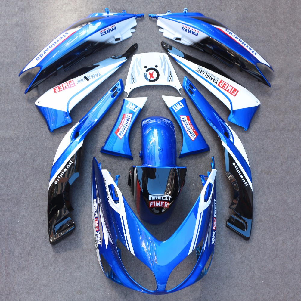ABS Injection Full Fairing Bodywork Kit Set Fit For Yamaha TMAX500 2001-2007 02 03 04 05 06 Motorcycle New high match injection mold fit for ducati 03 04 749 999 2003 2004 bodywork fairing kit brand logo decal 4 free gifts