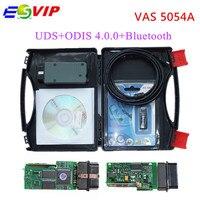 5pcs Lot DHL Free Quality A VAS 5054A ODIS V3 0 3 Bluetooth VAS5054A Support UDS