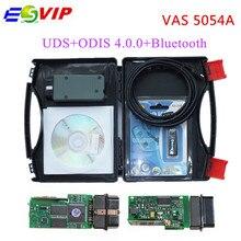 5pcs/lot DHL free Quality A+ VAS 5054A ODIS V3.0.3 Bluetooth VAS5054A Support UDS Protocol 5054A VAS 5054A  VAS5054