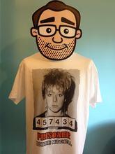 Prisoner Cell Block H / Bobbie Mitchell - Male T Shirt Maxine Klibingaitis Print Mens Short Sleeve Hot Tops Tshirt
