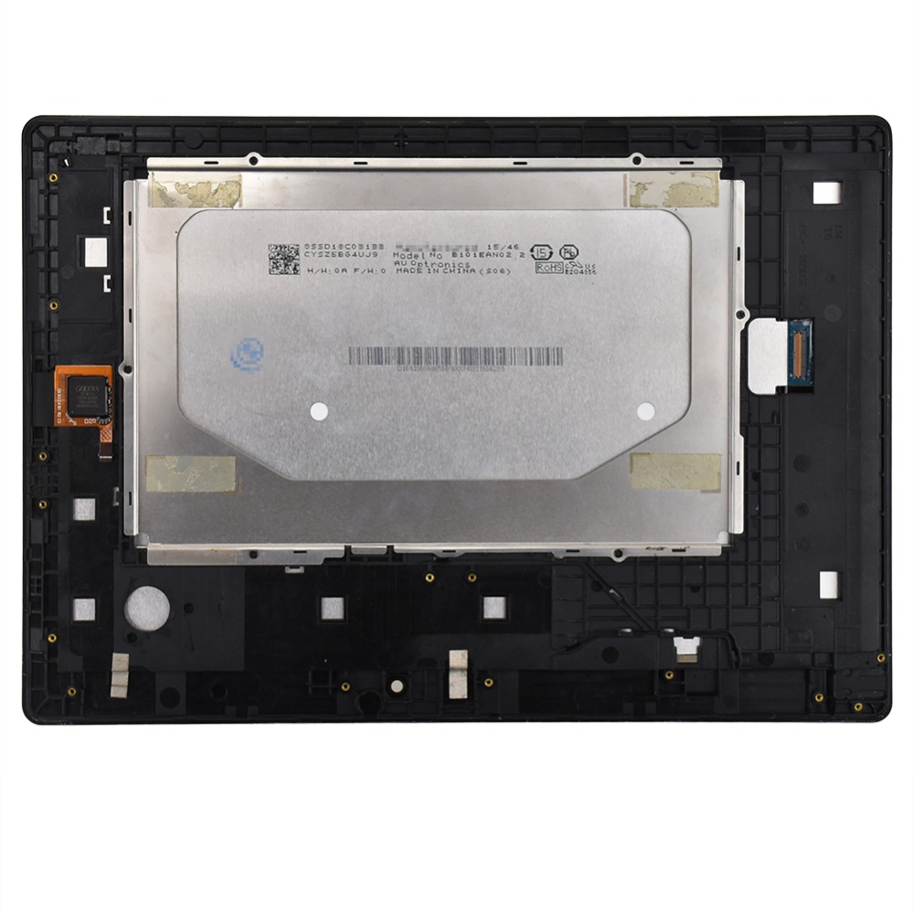 10.1inch LCD Screen For Lenovo tab2 TB2-X30L Display Screen + Touch Screen Black Replacement Digitizer