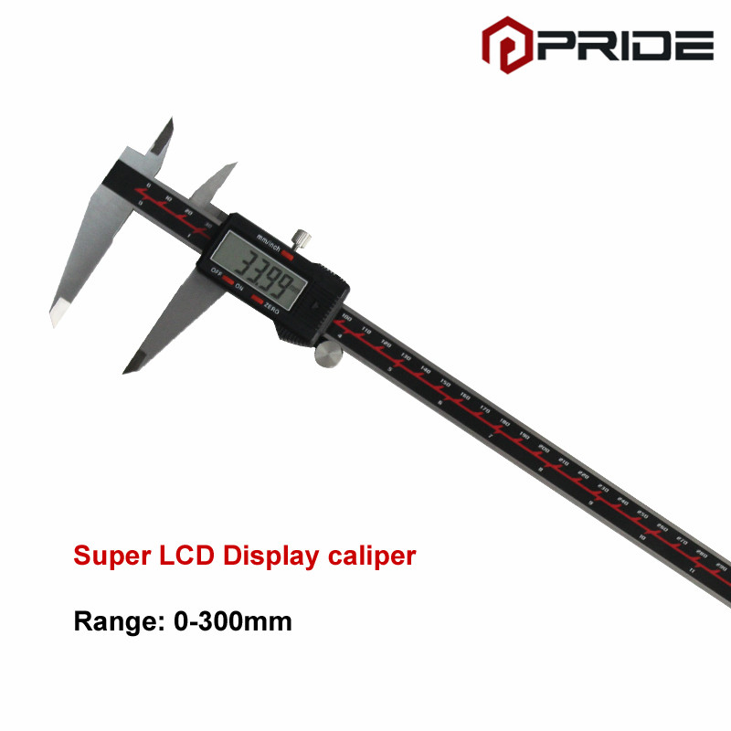 Super LCD display 0-300mm/12 digital caliperSuper LCD display 0-300mm/12 digital caliper