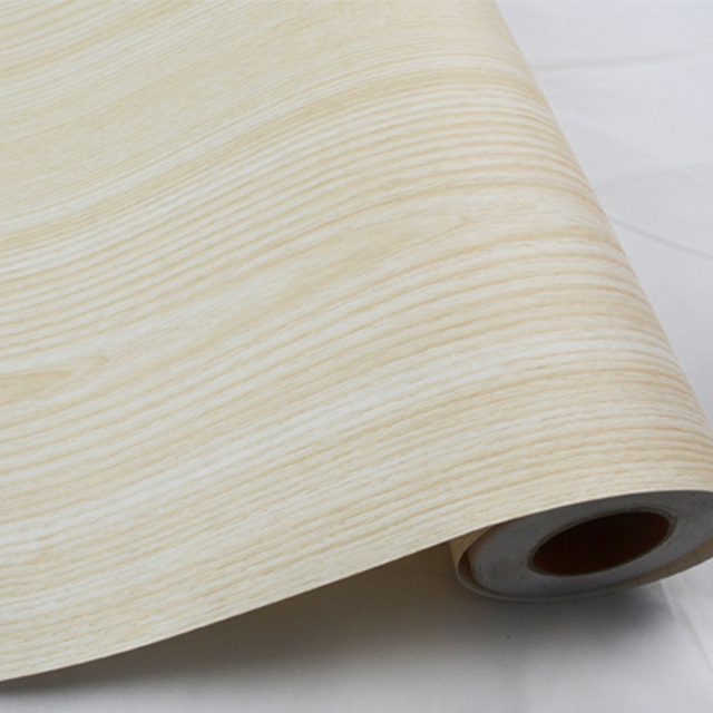 Madera pegatinas adhesivas de papel tapiz para muebles for Pegatinas para muebles