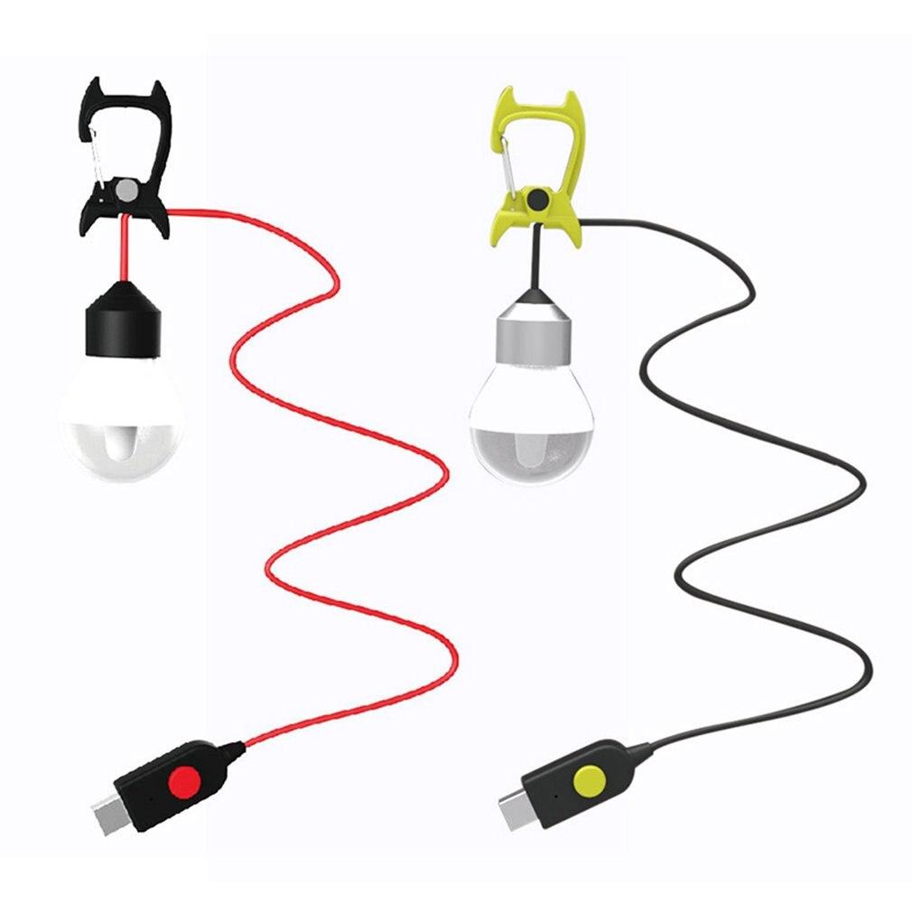 Icoco Открытый Отдых Фонари чрезвычайных висит свет USB Перезаряжаемые дом ночник Портативный Спальня небольшие светодиодные лампы