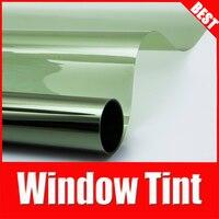 TSAUTOP 1.52*30 m high quality window tint film Window Foils & Solar Protection for car PET film HA 2