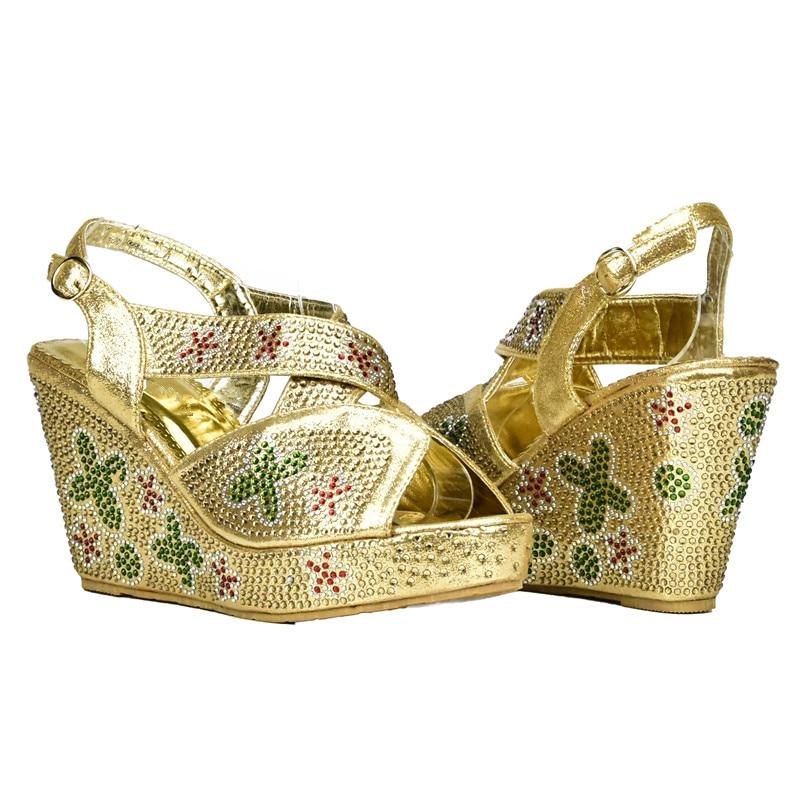 azul Bolsa Bolsos rojo Zapatos plata Mujeres púrpura Italiano Oro Negro Con A Las En oro De Alta Encuentro Y Real Color Africana Juego Calidad wqORIxB