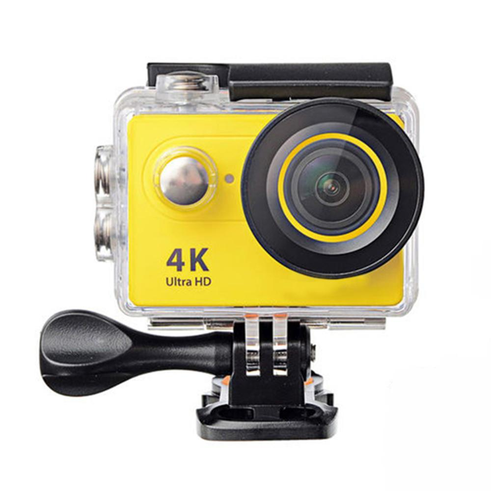 New Action Camera Ultra HD 4K Adjustable Underwater WiFi Recorder Sports Cameras For Surfing Diving Swimming