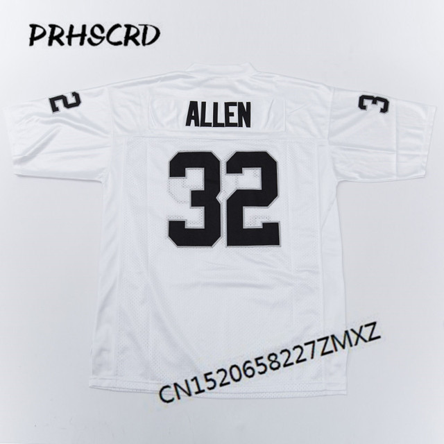 competitive price c9d09 565c4 Retro star #32 Marcus Allen Embroidered Throwback Football Jersey-in  America Football Jerseys from Sports & Entertainment on Aliexpress.com |  Alibaba ...