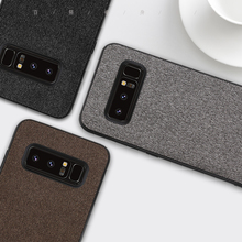 MOFi Silicone Edge Case for Samsung Galaxy Note 8