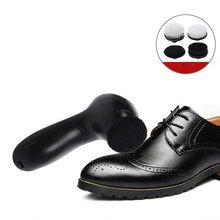Электрическая щетка для обуви полировщик портативный ручной скруббер с коробкой для хранения обуви набор щеток для чистки кожаных сумок одежды