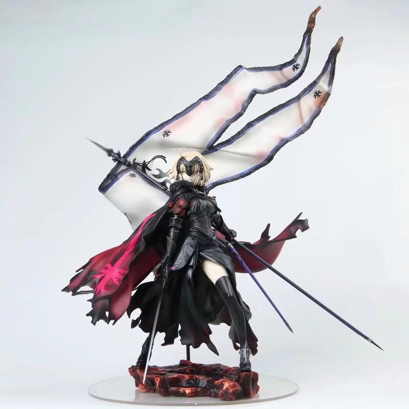47 centimetros anime japones figura fate grande ordem de joana d arc alterar action figure collectible