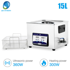 Image 4 - SKYMEN Ultrasonic Cleaner Stainless Steel Ultrasound Sonic Cleaner Bath Metal Parts Washing machine 1.3L 2L 3.2L 6.5L 10L 30L