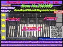 Aoweziic 100%新しいインポート元MBRF2545CTG MBRF2545 B2545G to 220ショットキーダイオード45ボルト25a