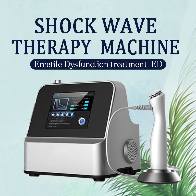 Ultrasonic Acoustic Shock Wave Therapy Arthritis Extracorporeal Pulse Activation Physiotherapy For Pain Relief And ED Treatment