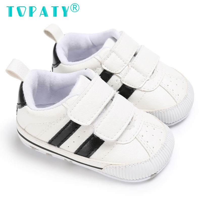 Brand New Sneakers Kids Parallel Bars Casual Shoes Baby Boys Girls Toddler Shoes Infant Soft Soled First Walkers Moccasins Bebe