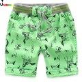 2016 Новый Дети Мальчики Quick Dry Детей Шорты Мода Дети Пляжные Шорты для Мальчиков Тренч Регулируемый Дышащий Большой Мальчик Шорты