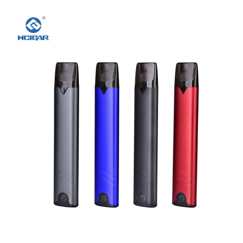 HCIGAR AKSO OS Pod Kit 1.4ml Refillable Tank mini pod vape Pen MTL Starter Kit Electronic Cigarette Air driven pod system