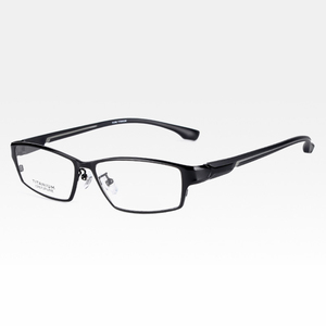 Image 3 - Reven jate ej267 moda masculino óculos quadro ultra leve ponderada flexível ip eletrônico chapeamento de metal material aro óculos